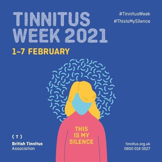 Tinnitus Week 2021 & Rückblick