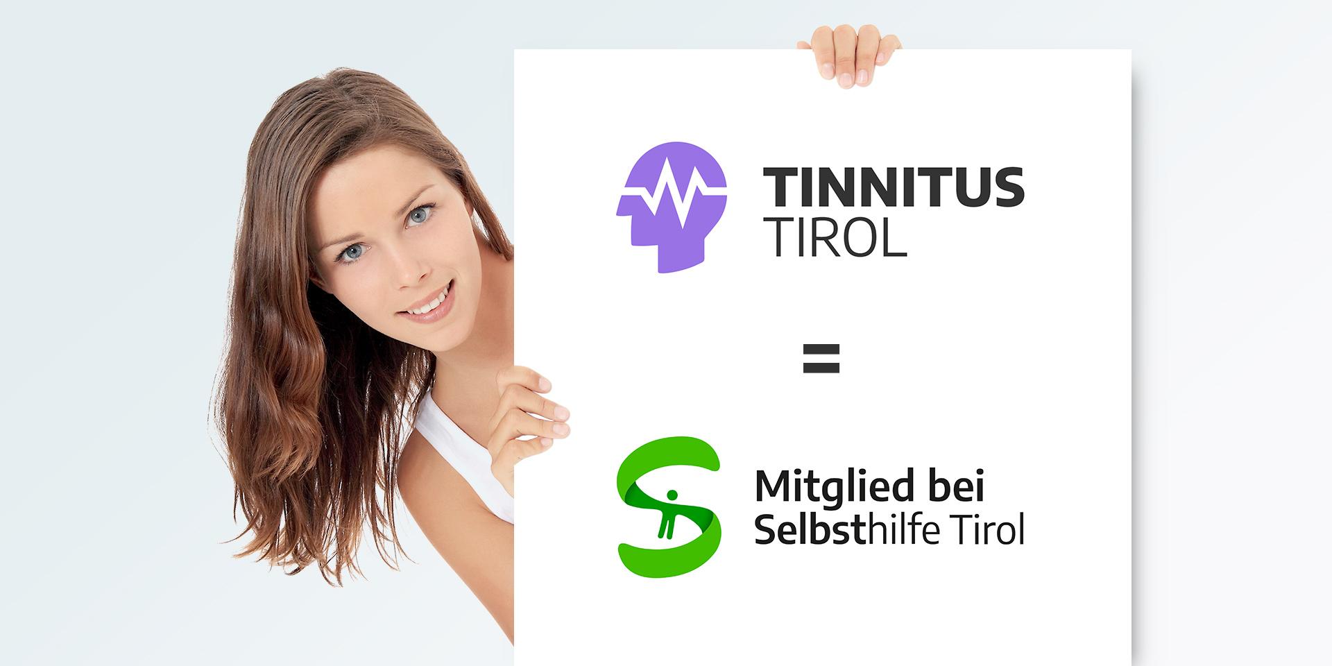 Wir sind Mitglied bei Selbsthilfe Tirol