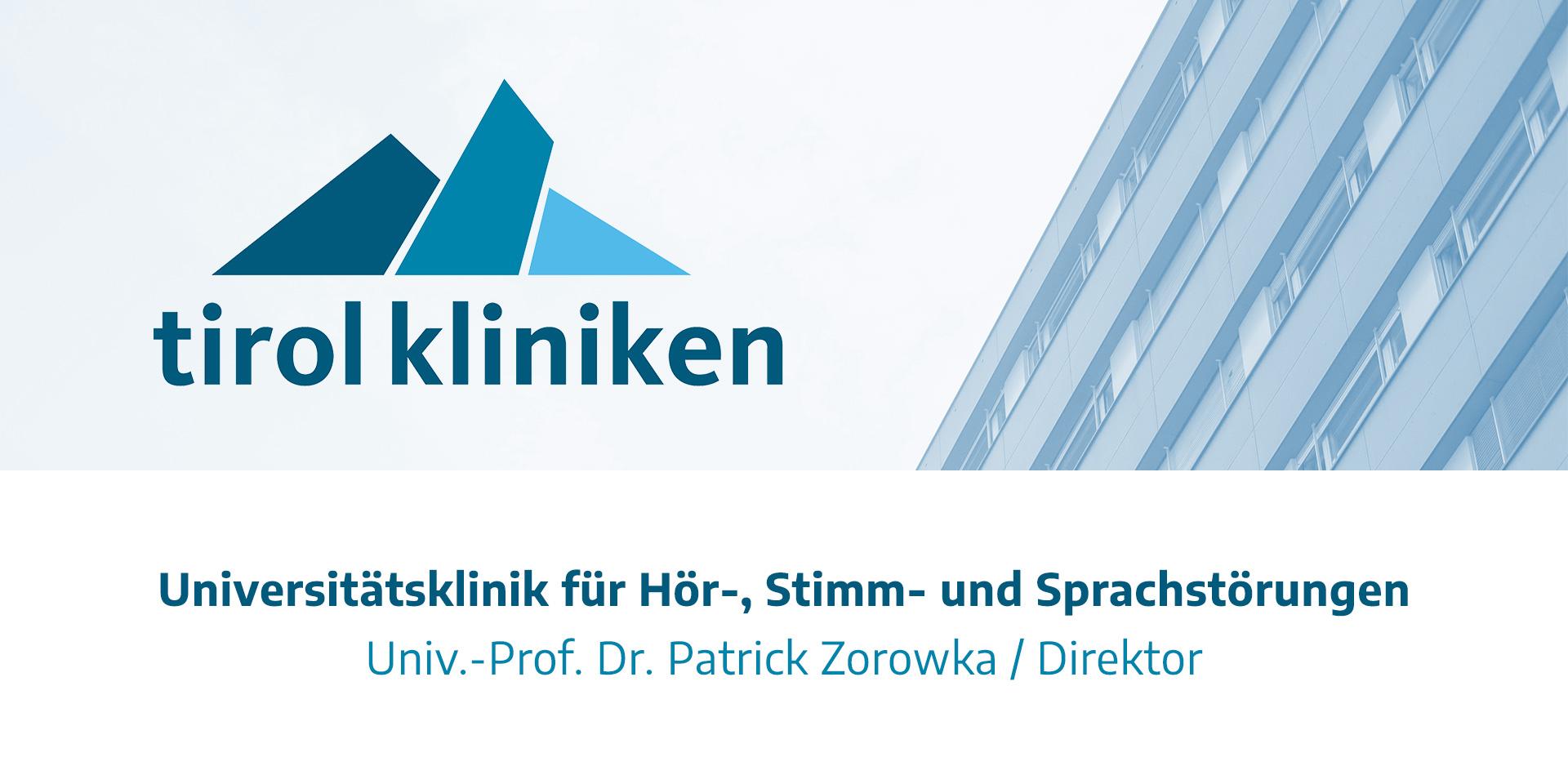 TINNITUS TIROL - Beitrag - HSS
