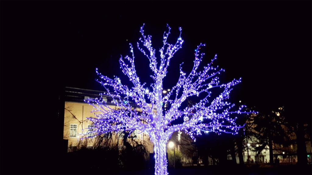 Frohe Weihnacht & stiller Jahreswechsel